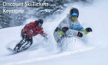 keystone ski resort discount ski tickets and by owner lodging