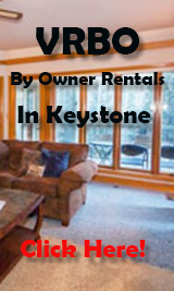 ski in out by owner vacation rentals in keystone